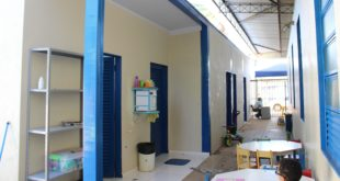 Salas da Educação Precoce são revitalizadas em Brazlândia