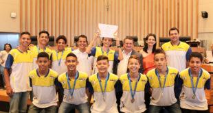 DF conquista 20 medalhas nos Jogos Escolares da Juventude