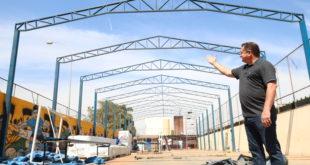 """Mais de R$ 8 milhões investidos em Taguatinga: """"Esse é o melhor presente que a gente pode oferecer para a cidade"""", diz Veras"""