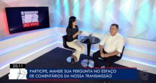 """Em entrevista ao """"Poder no Quadrado Ao Vivo"""", deputado diz que vai alçar novos voos a partir de 2022"""
