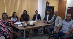 Gabinete intermedia reunião sobre o PDAF das escolas