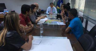 Presidente da Novacap recebe moradores do Gama e de Planaltina