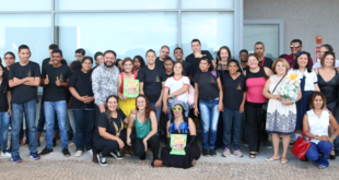 Reginaldo Veras prestigia lançamento de livro infantil sobre inclusão