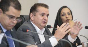 Sala de imprensa da Câmara Legislativa voltará a ter o nome de Pompeu de Souza