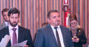 Reginaldo Veras e Leandro Grass formam chapa para eleição da Mesa Diretora da CLDF